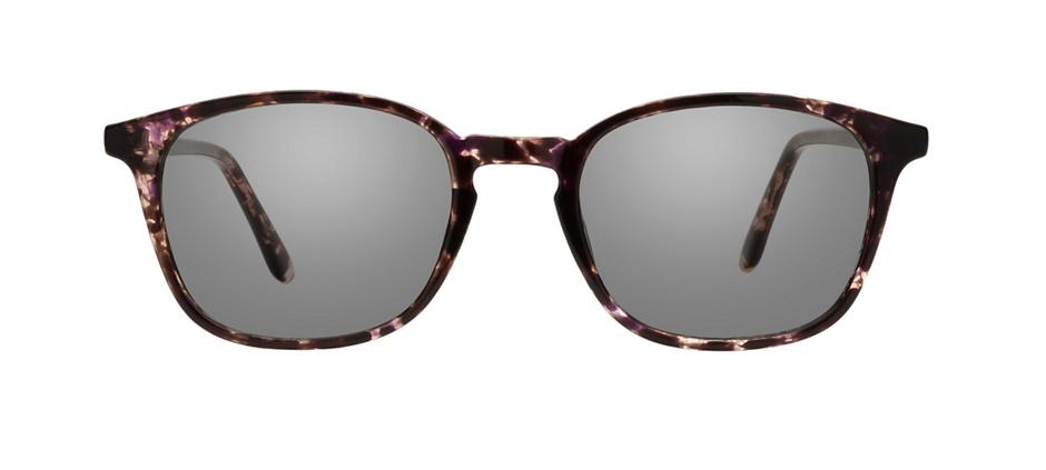 product image of Clearly Basics Kensington-50 Écailles de tortue violettes