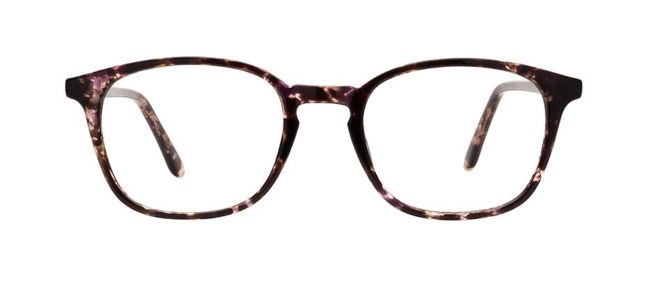 product image of Clearly Basics Kensington-50 Purple Tortoise
