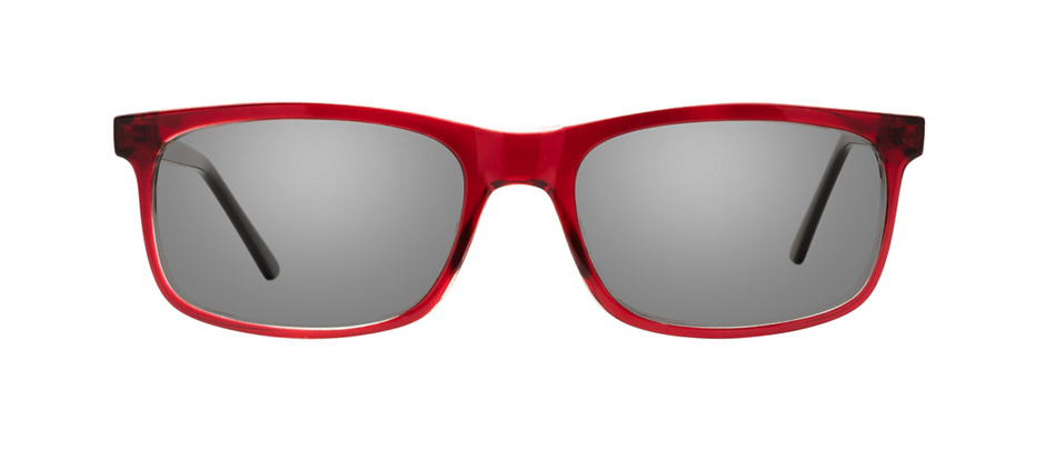product image of Clearly Basics Moose Jaw Crystal Red