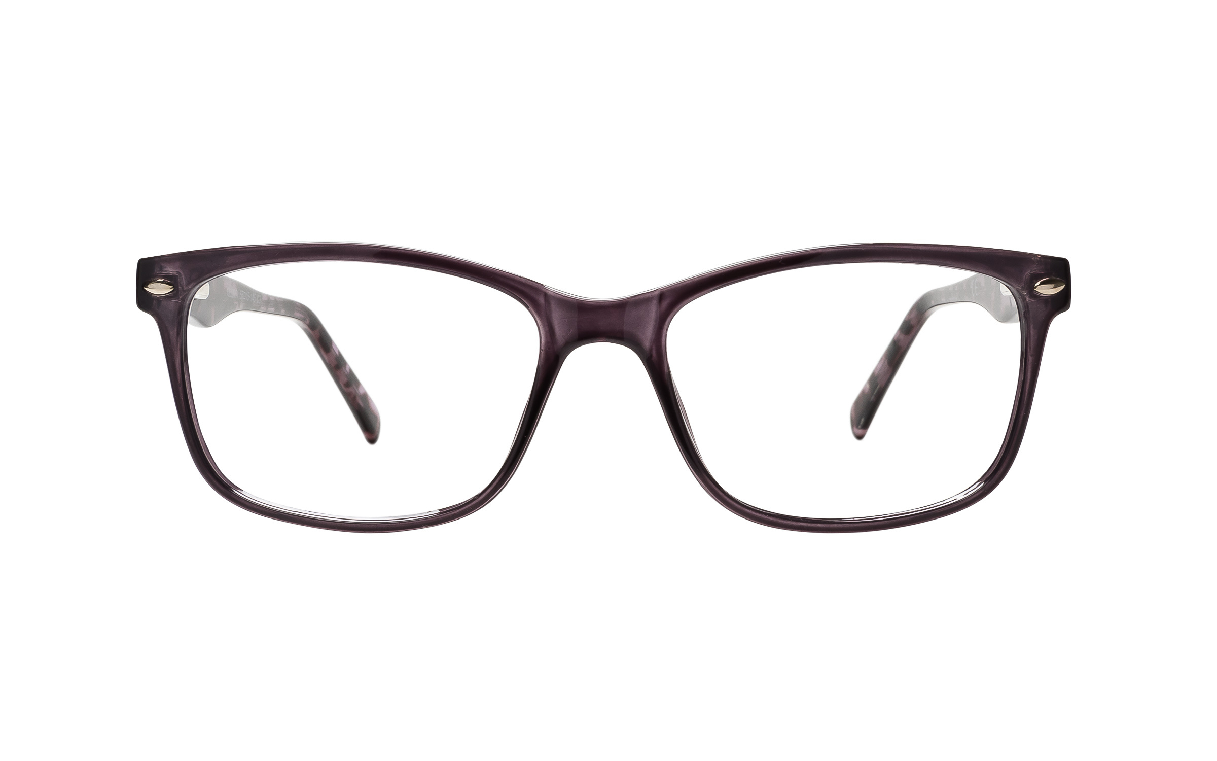Clearly Basics MOD371 Yarmouth C3 (53) Eyeglasses and Frame in Crystal Grey
