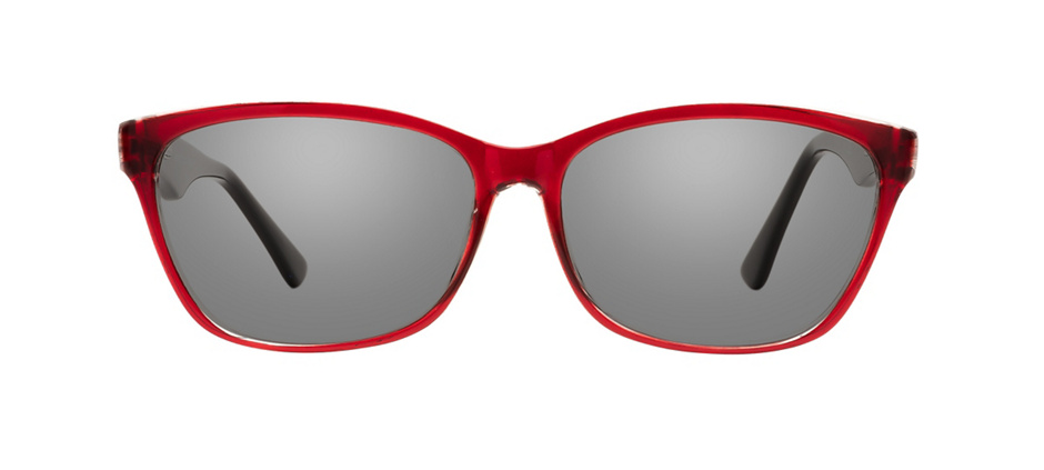 product image of Clearly Basics Kerrisdale Crystal Red