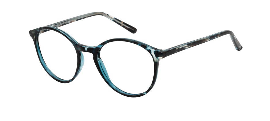 product image of Clearly Basics Mt Pearl-48 Blue Tortoise