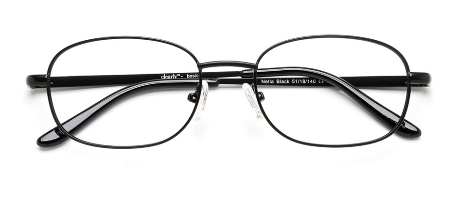 product image of Clearly Basics Netla-51 Black