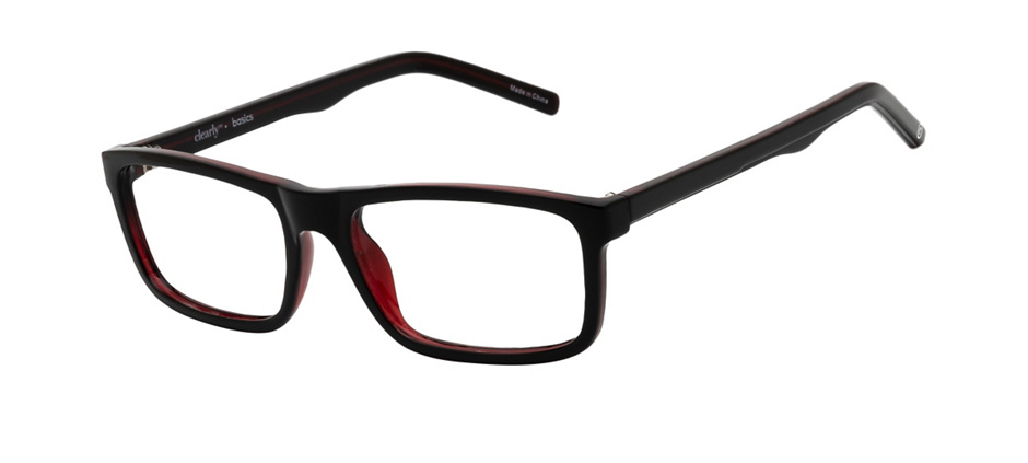 product image of Clearly Basics Nutak-53 Black Red