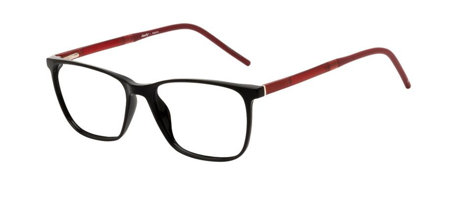 product image of Clearly Basics Oakbank-52 Shiny Black