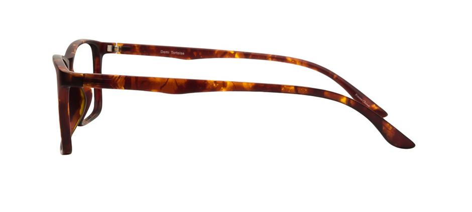 product image of Clearly Basics Eldorado Demi Tortoise