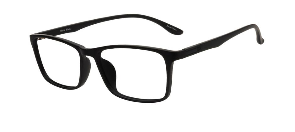 product image of Clearly Basics Eldorado Matte Black
