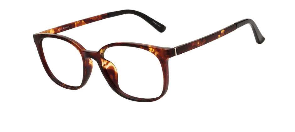 product image of Clearly Basics Goldfields Demi Tortoise