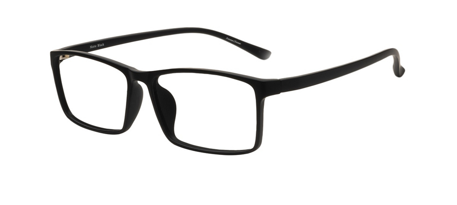 product image of Clearly Basics Southend Matte Black