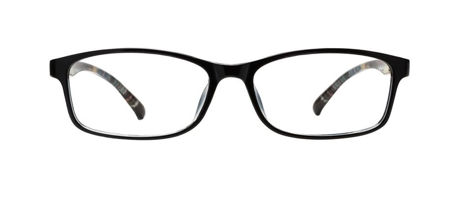 product image of Clearly Basics Chandler Shiny Black