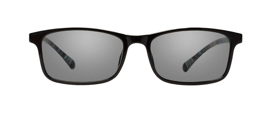 product image of Clearly Basics Five Islands Shiny Black