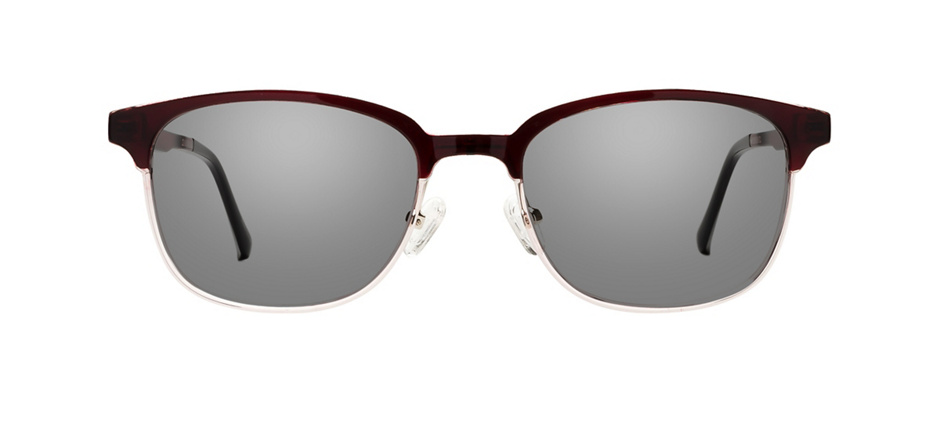 product image of Clearly Basics Embar Dark Burgundy