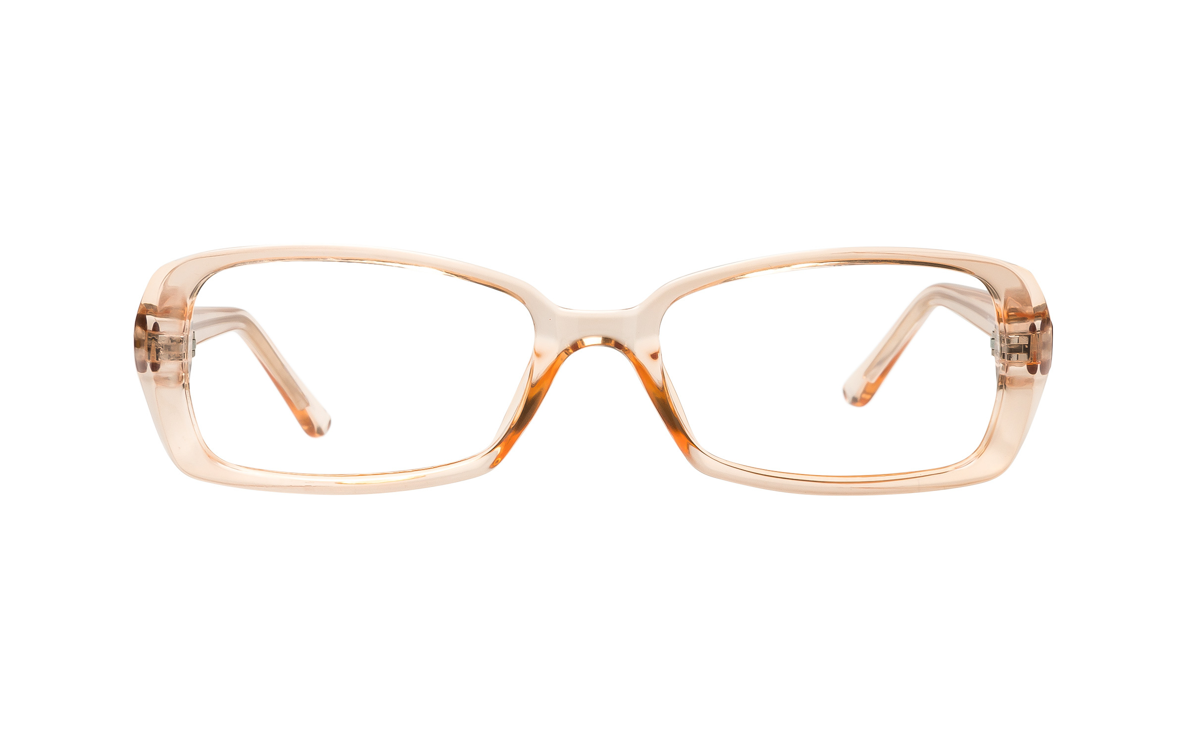 Clearly Basics Penticton (51) Eyeglasses and Frame in Nude - Online