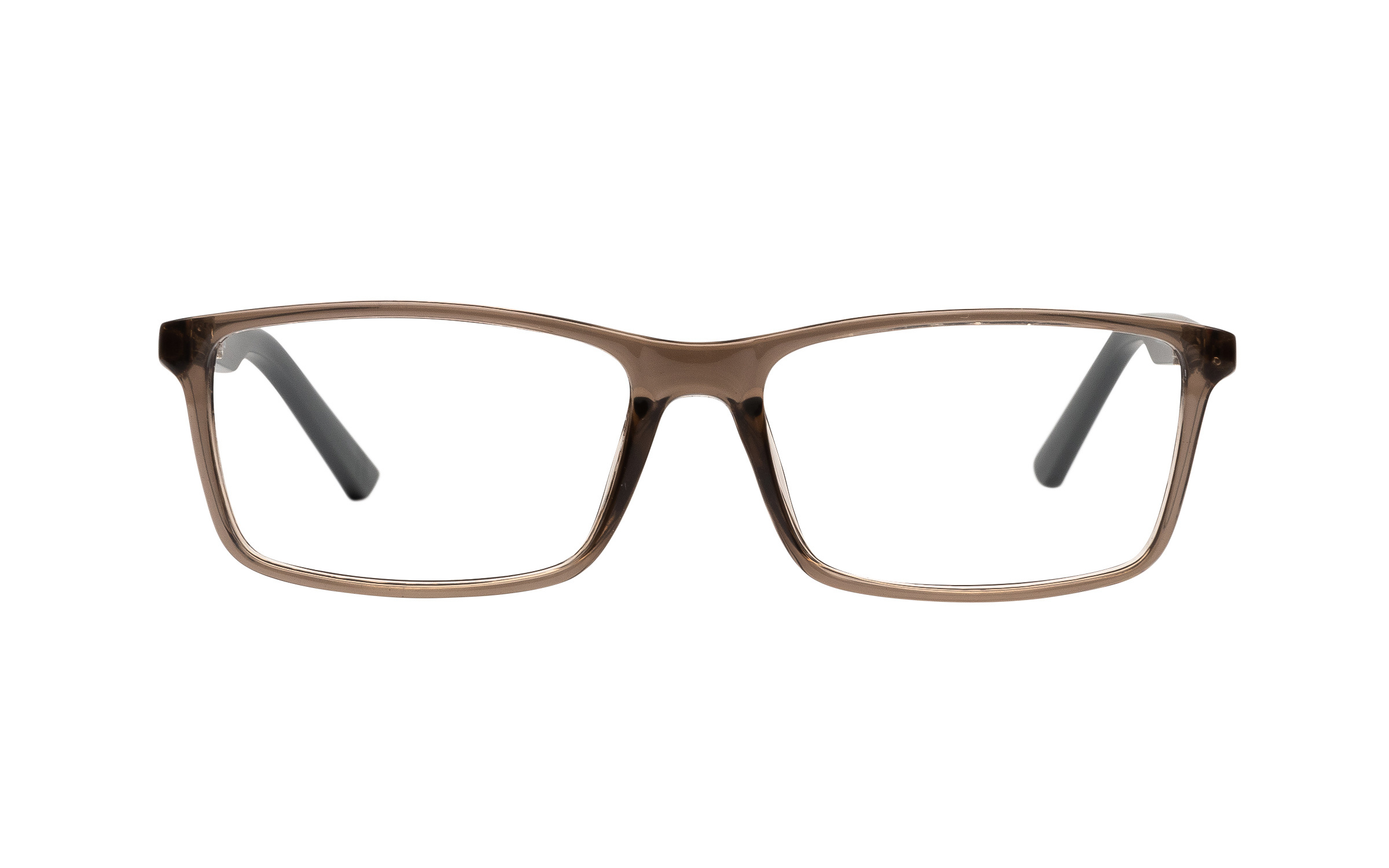 Clearly Basics Pinawa CLS033 C03 (52) Eyeglasses and Frame in Shiny Crystal Grey | Plastic - Online