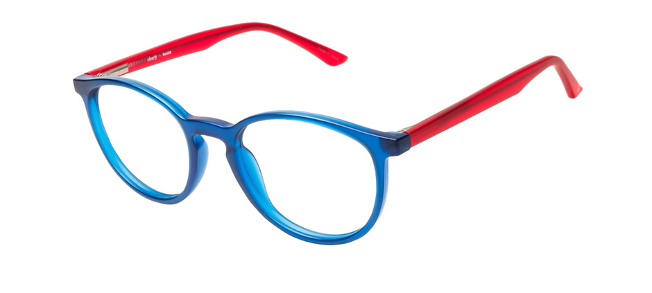 product image of Clearly Basics Pinehouse-50 Blue Red