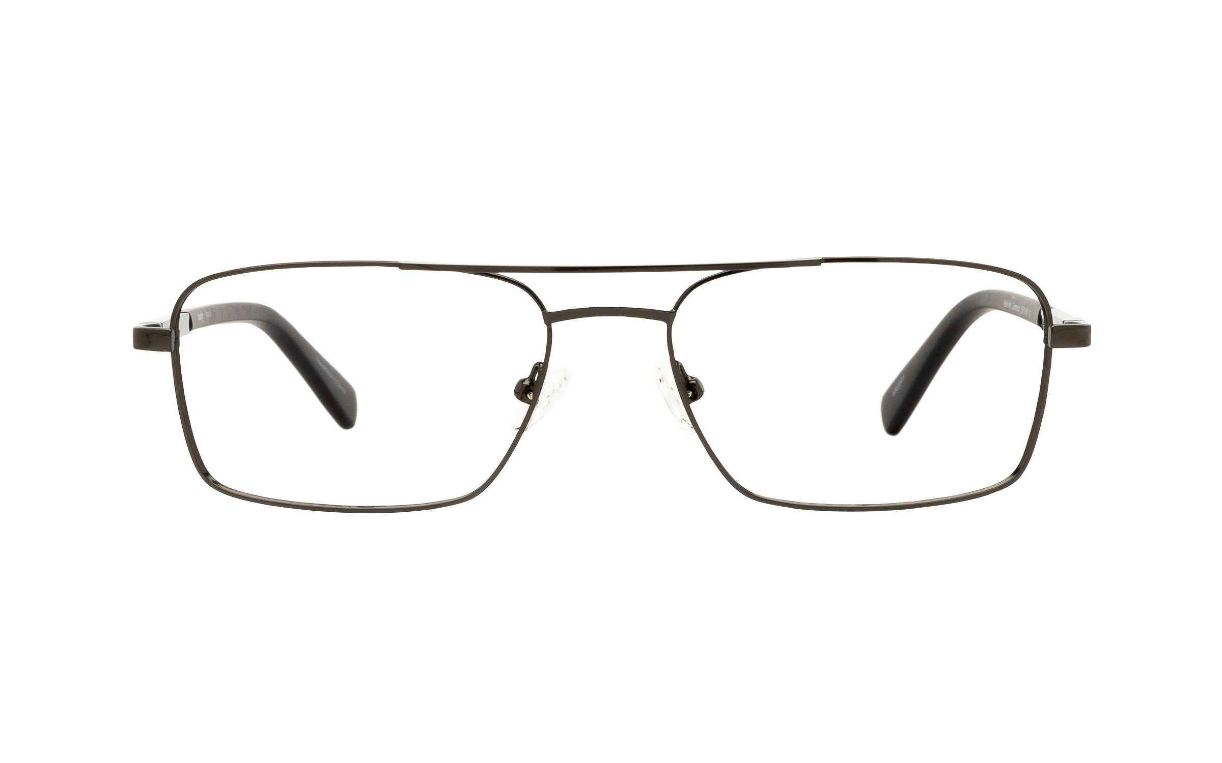 http://www.coastal.com/ - Clearly Basics Postville CLS062 C02 (55) Eyeglasses and Frame in Gunmetal Grey – Online Coastal