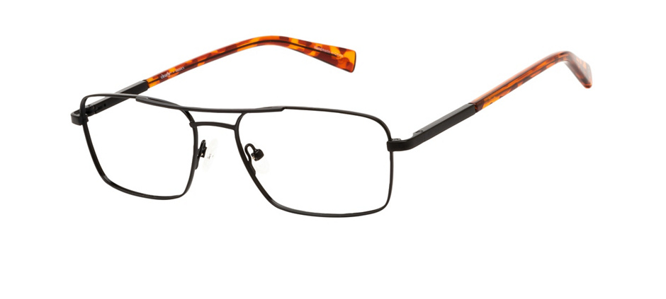 product image of Clearly Basics Postville-55 Matte Black