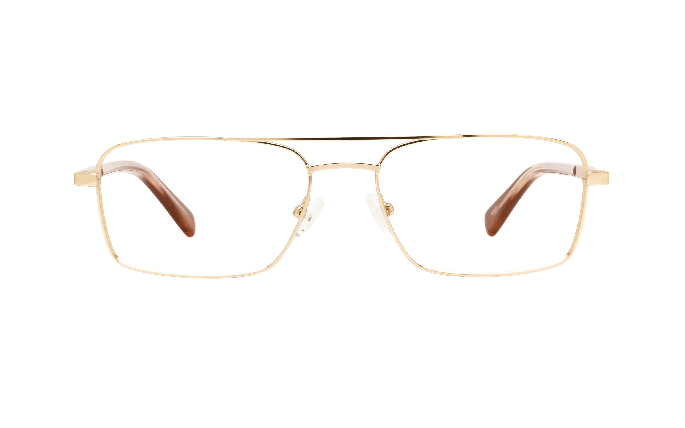 http://www.coastal.com/ - Clearly Basics Postville CLS062 C04 (55) Eyeglasses and Frame in Matte Gold – Online Coastal