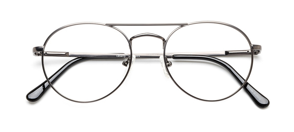 product image of Clearly Basics Radisson-50 Matte Gunmetal