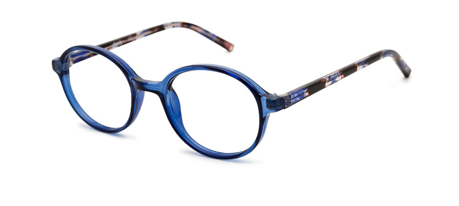 product image of Clearly Basics Raymore-48 Blue