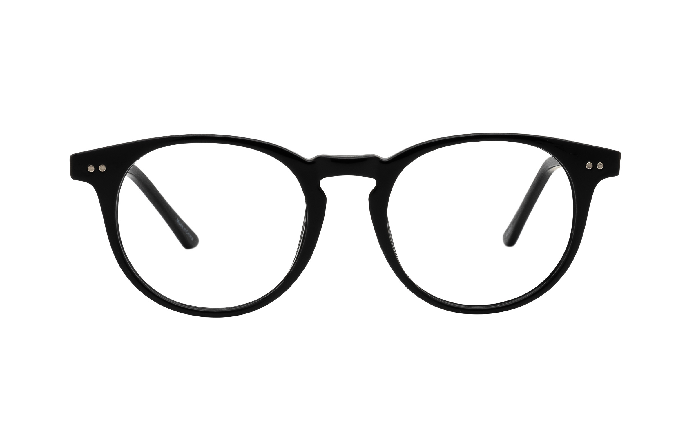 Clearly Basics Red Lake COL145 C03 (47) Eyeglasses and Frame in Black