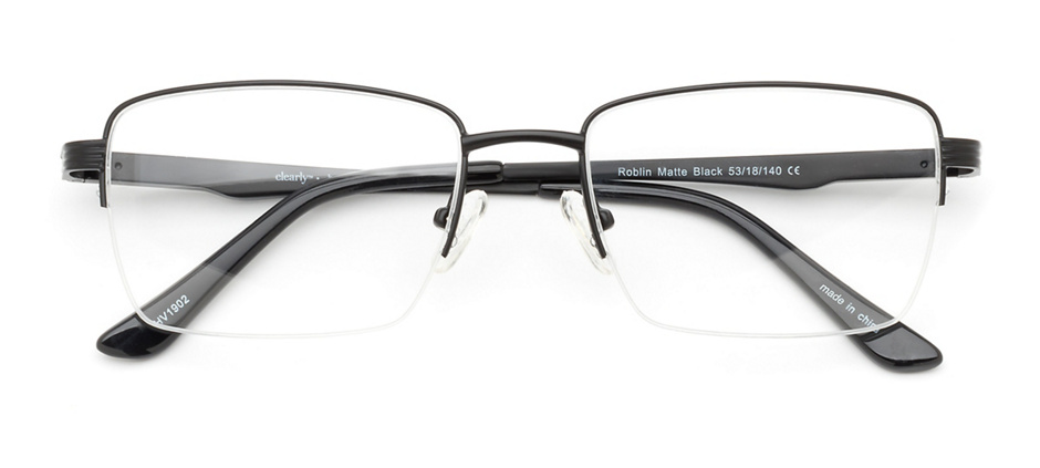 product image of Clearly Basics Roblin-53 Matte Black