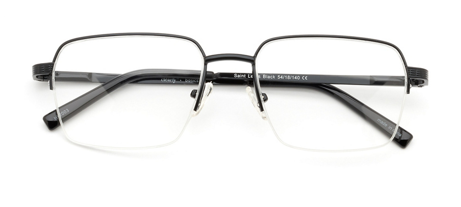 product image of Clearly Basics Saint Lewis-54 Black