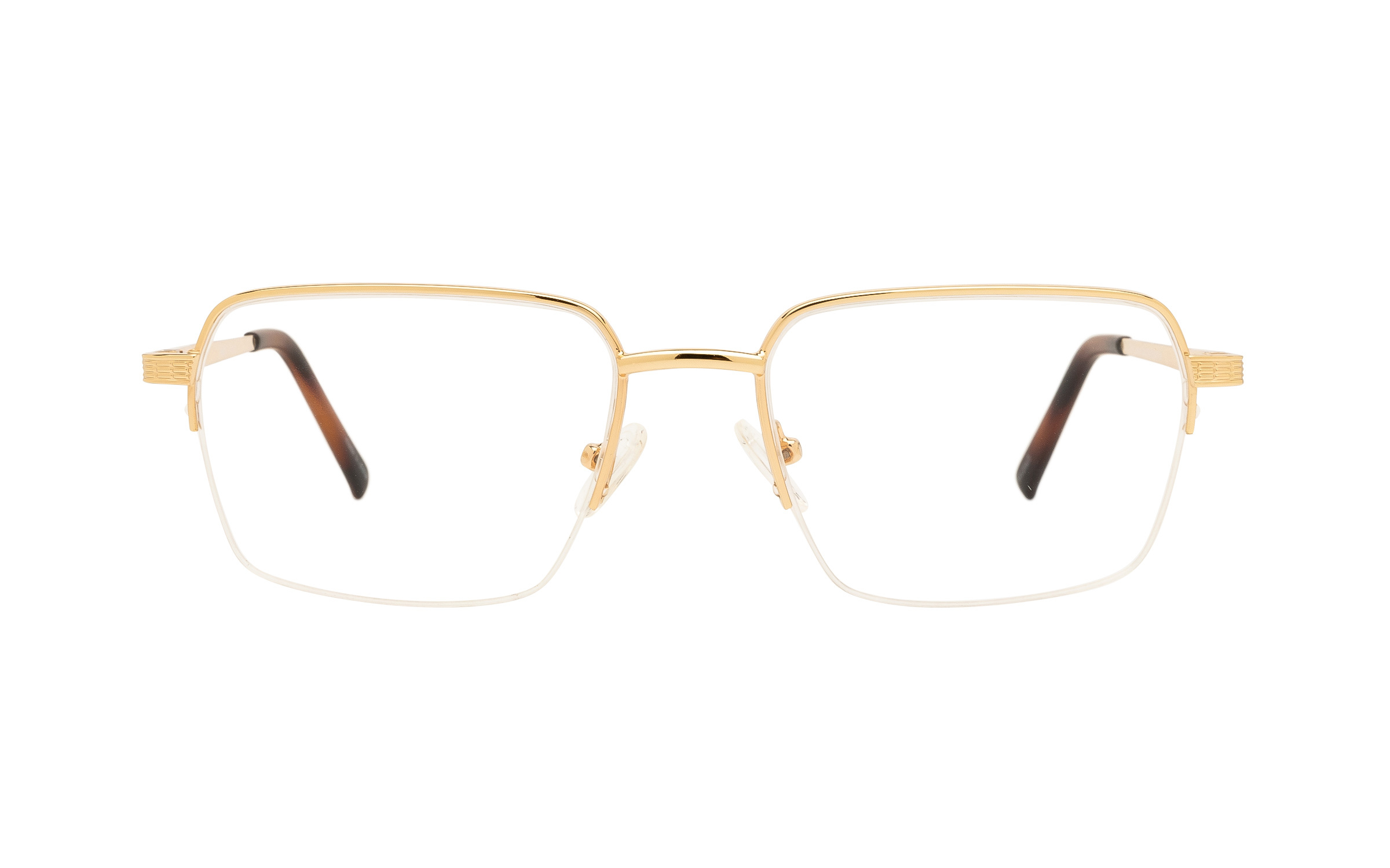 Clearly Basics Saint Lewis CLS078 C03 (54) Eyeglasses and Frame in Gold - Online