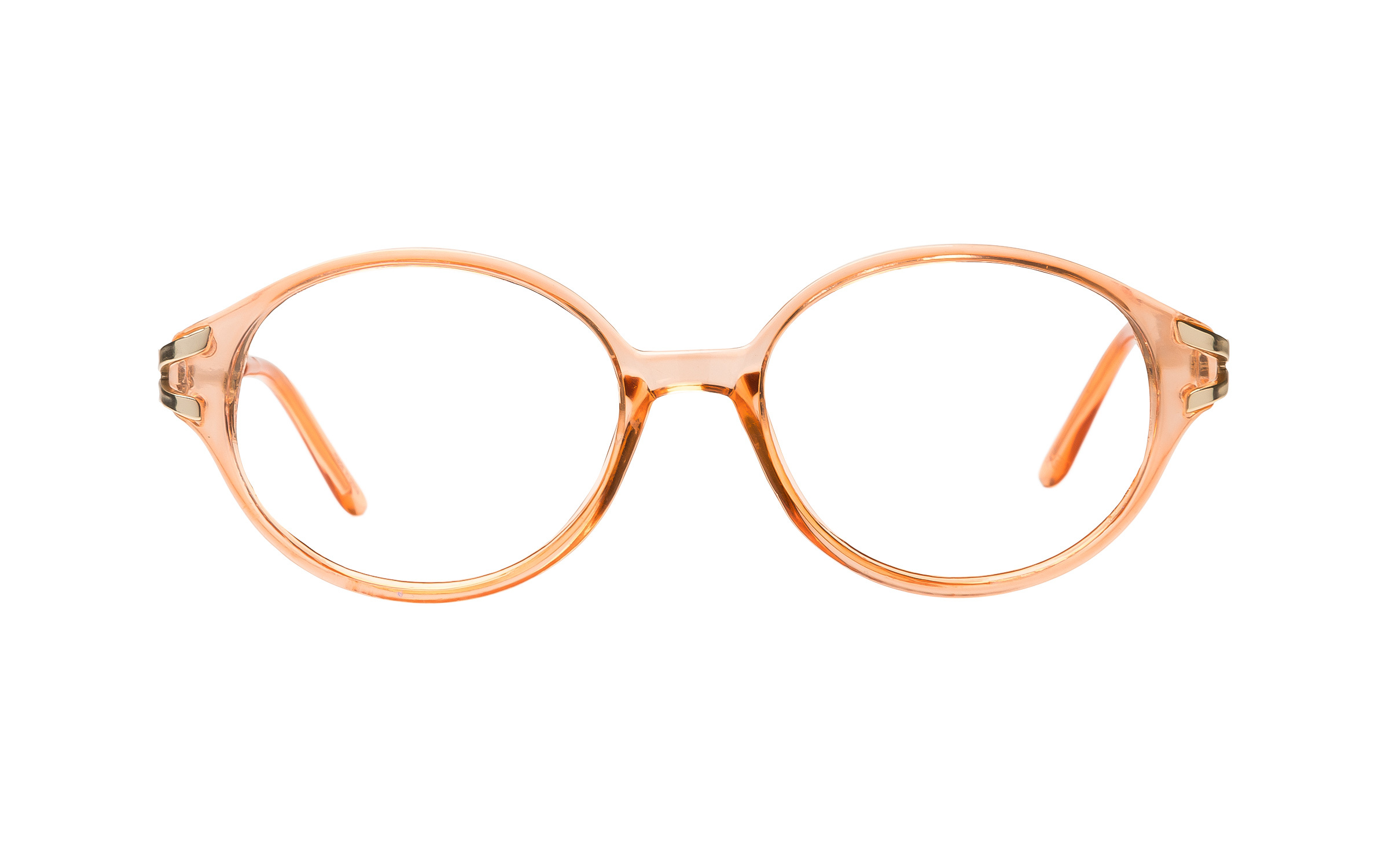 Clearly Basics Sakami (51) Eyeglasses and Frame in Blush Pink/Clear | Plastic - Online