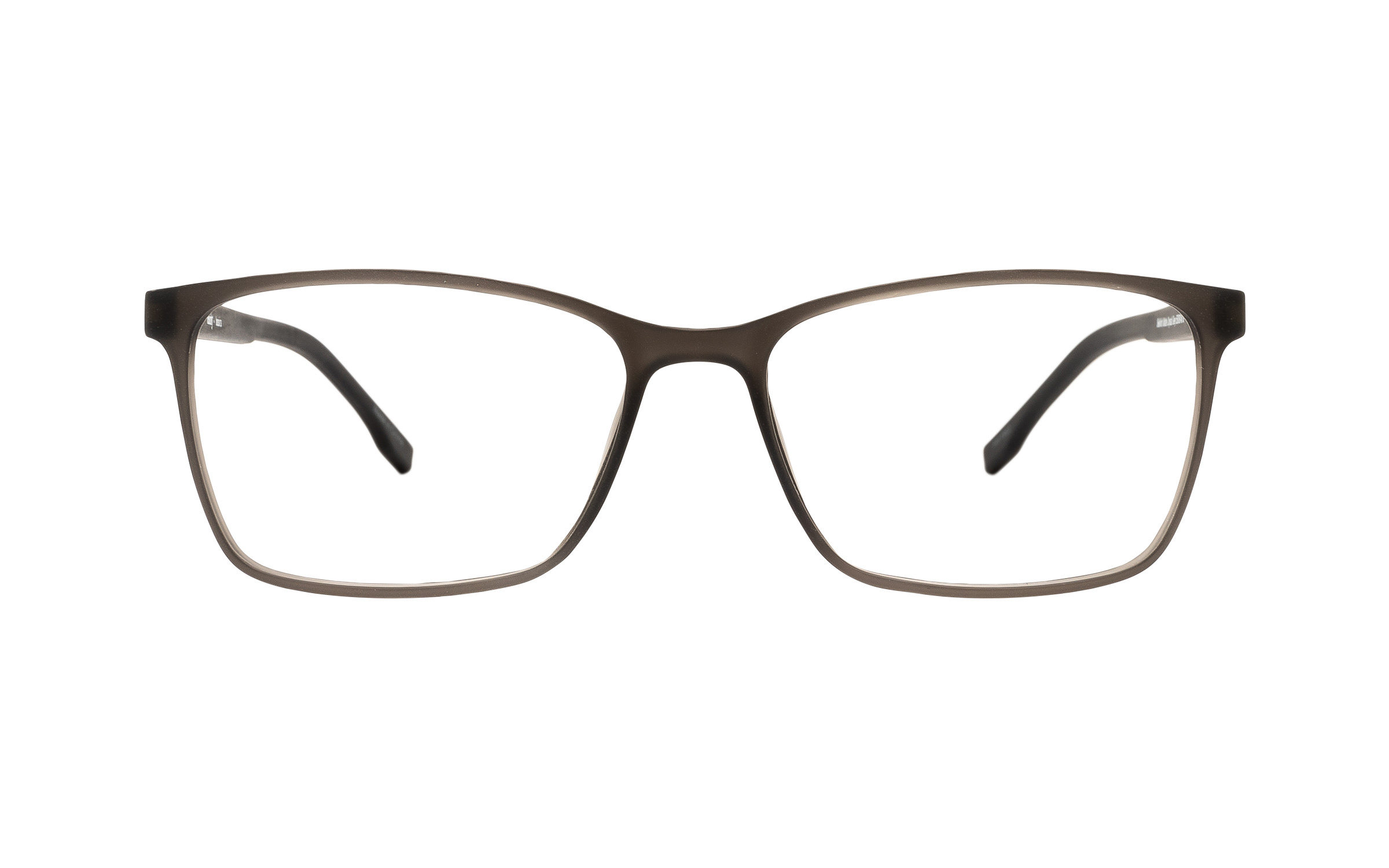 Clearly Basics Selkirk CLS039 C01 (55) Eyeglasses and Frame in Matte Crystal Grey - Online Coastal