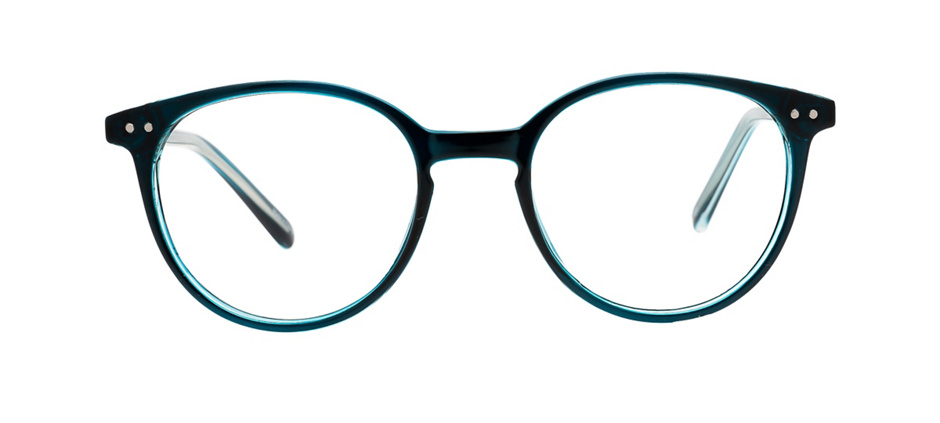 product image of Clearly Basics Silver Dollar-47 Blue