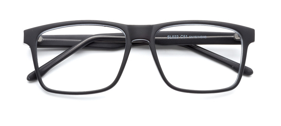 product image of Clearly Basics Moncton Black Crystal