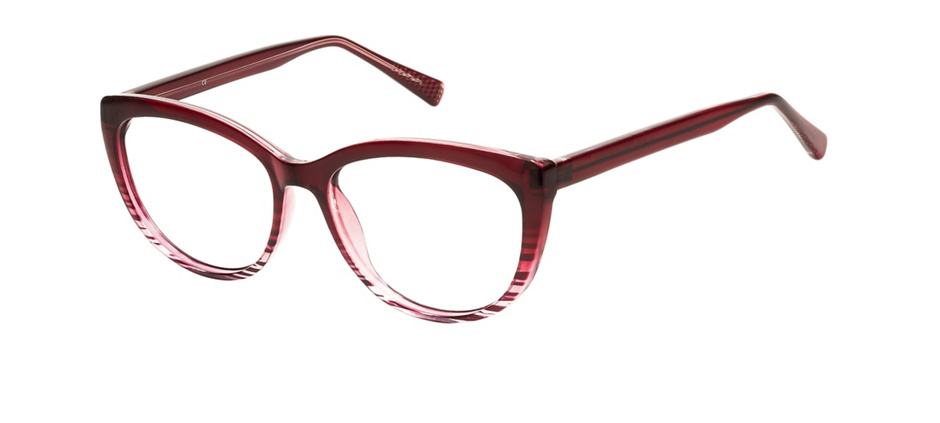 product image of Clearly Basics Peachland Red