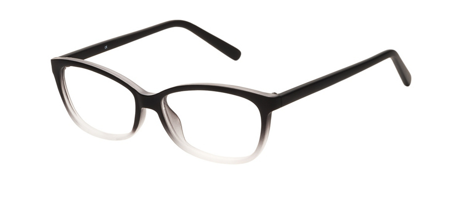 product image of Clearly Basics Point Grey Black