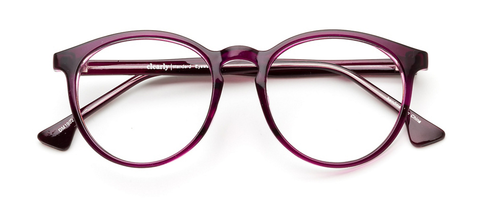 product image of Clearly Basics Campbellton Magenta