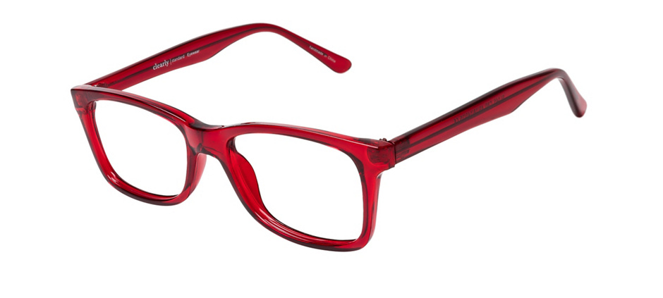 product image of Clearly Basics Lynn Lake Red