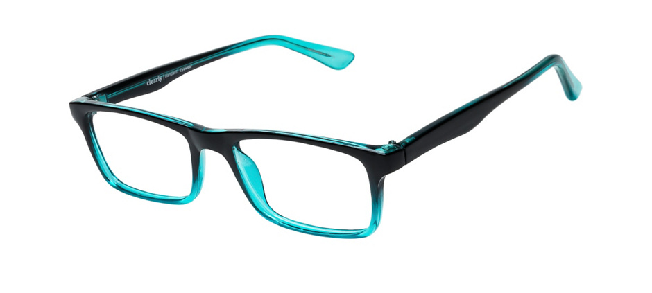 product image of Clearly Basics Morris Turquoise