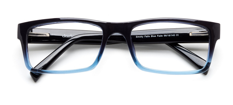 product image of Clearly Basics Smoky Falls-56 Blue Fade