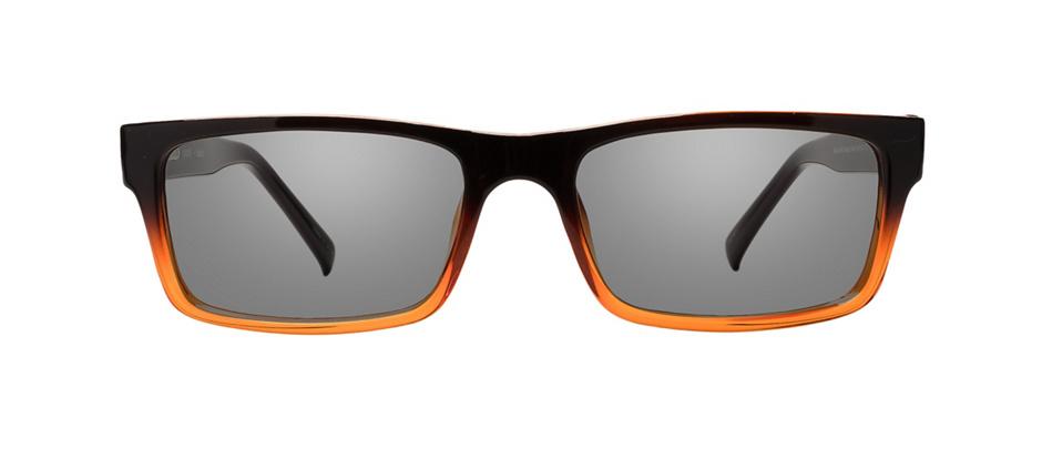 product image of Clearly Basics Smoky Falls-56 Orange Fade
