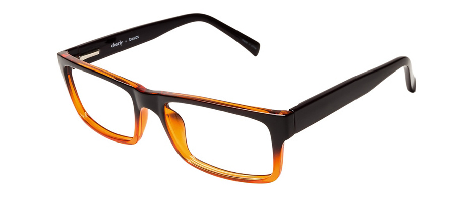 product image of Clearly Basics Smoky Falls-56 Orange Fade