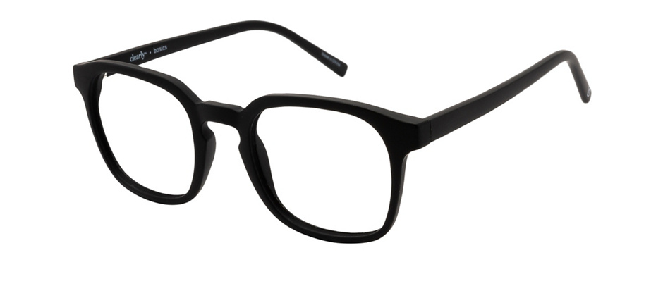 product image of Clearly Basics Smoky Lake-50 Matte Black