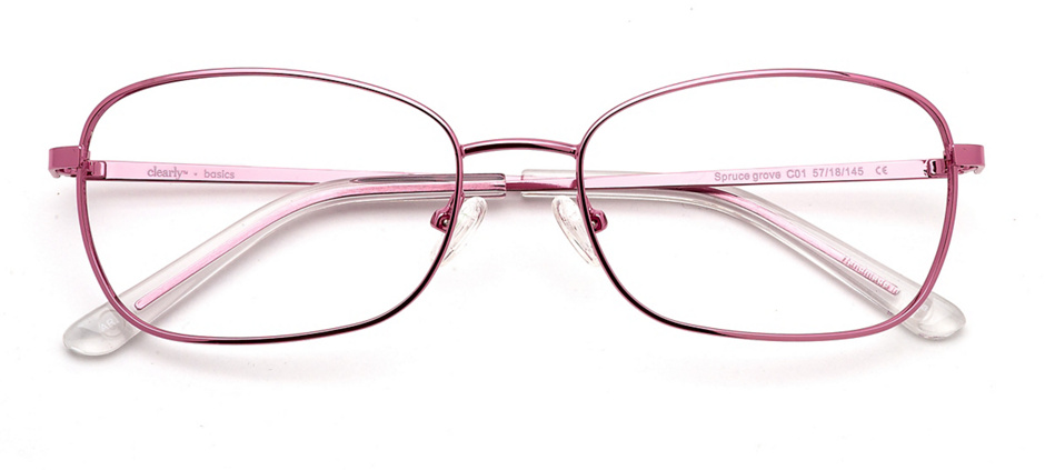 product image of Clearly Basics Spruce Grove-57 Pink