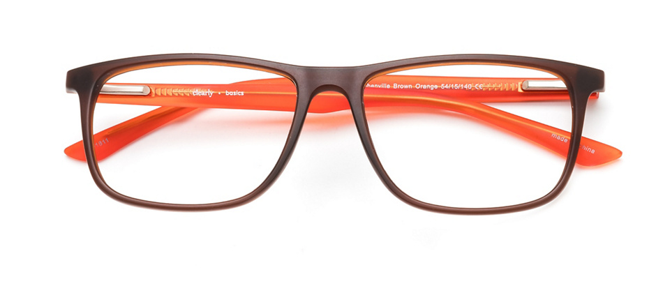 product image of Clearly Basics Stephenville-54 Brown Orange