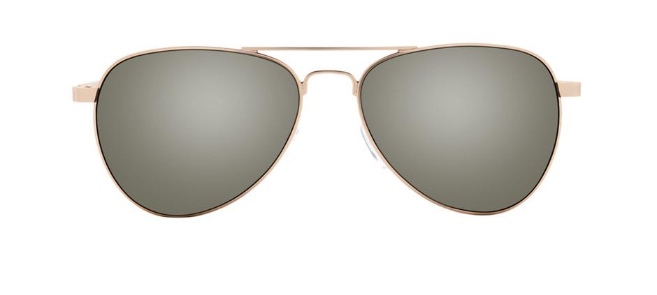product image of Clearly Basics Sunray-56 Gold Polarized