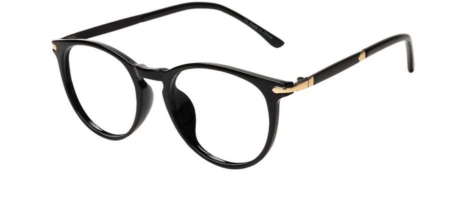 product image of Clearly Basics Fort Smith Shiny Black