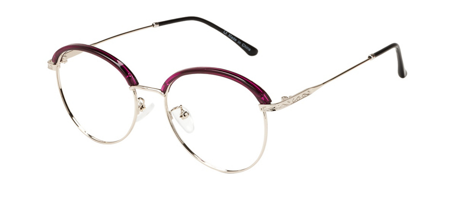 product image of Clearly Basics Canterbury Red Silver