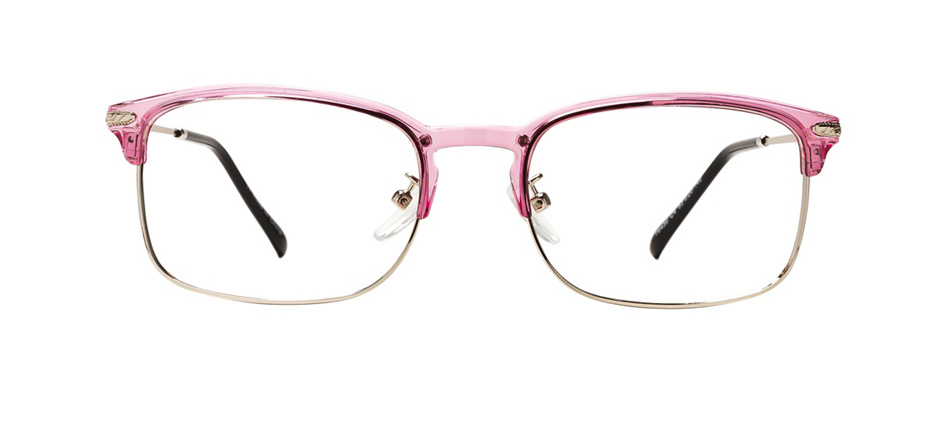 product image of Clearly Basics Virden Pink Silver