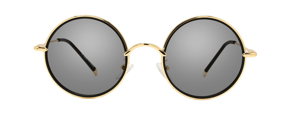 product image of Clearly Basics Doaktown Matte Black Gold