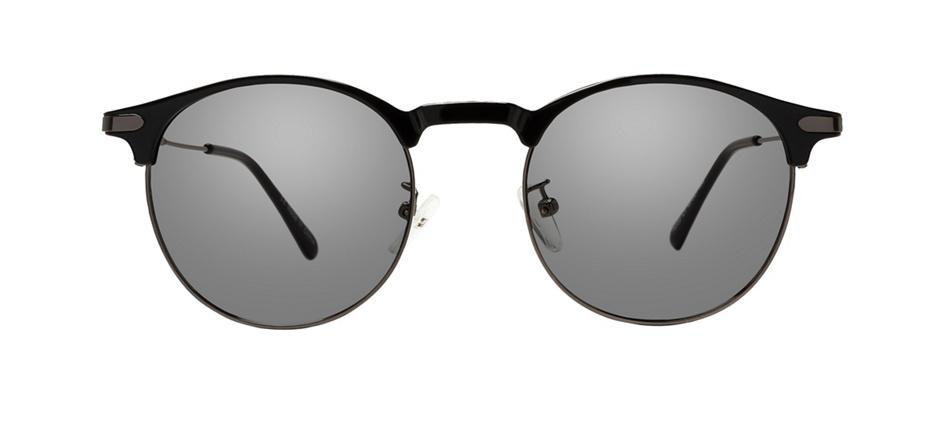 product image of Clearly Basics Alma Shiny Black