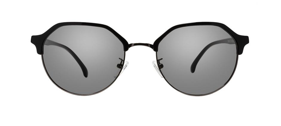 product image of Clearly Basics Pasadena Shiny Black Gunmetal
